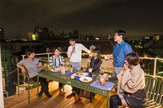 板橋にリアルテラスハウス!? いま流行りの「婚活シェアハウス」とは?